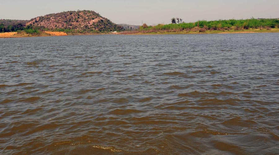 Damdana Lake