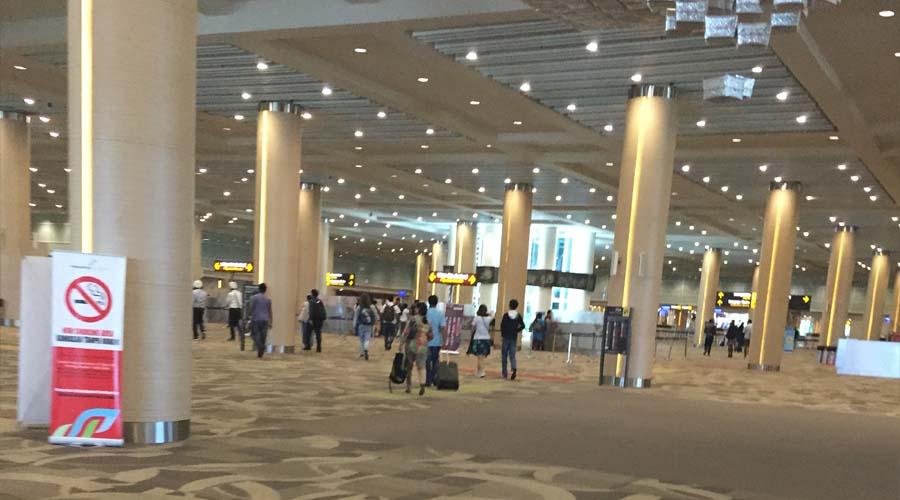 Bali Departure Denpasar Airport