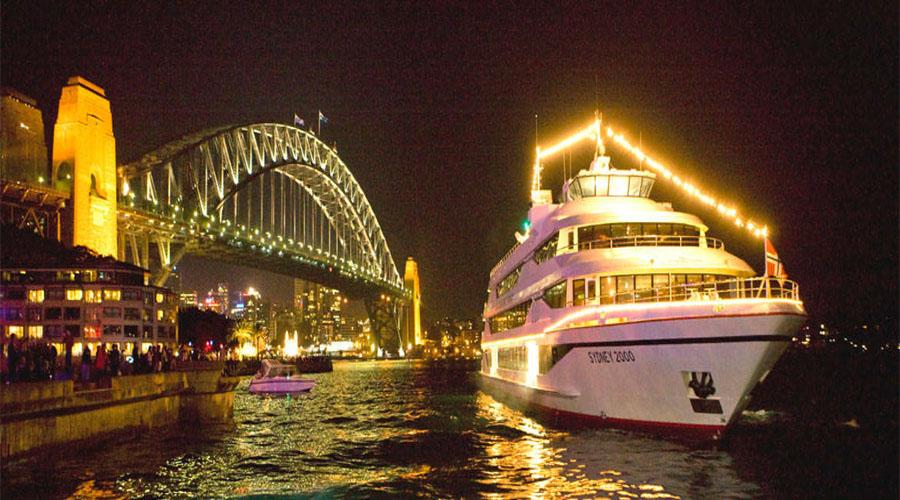 Sydney Dinner Cruise