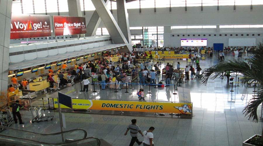 Domestic Airport, manila