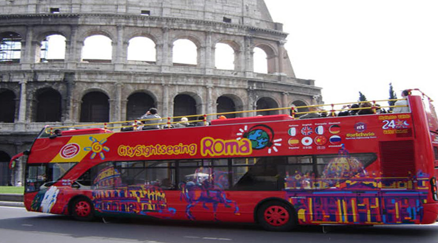 Rome Hop on Hop off Tour