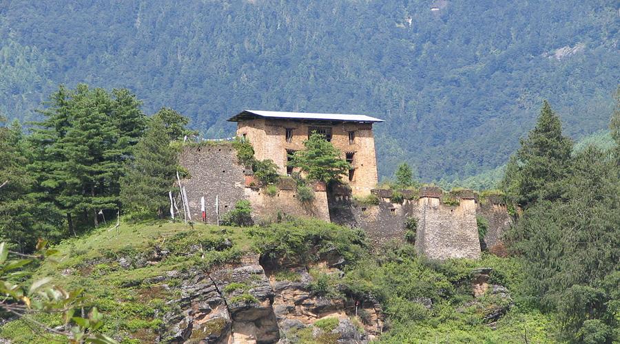 Drukgyel Dzong, Paro