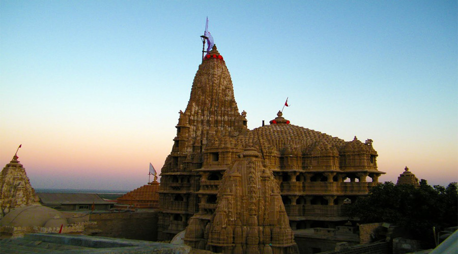 Dwarkadish Temple in Dwarka