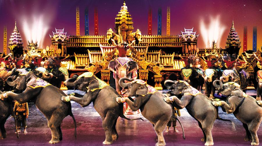 Fantasea Show phuket