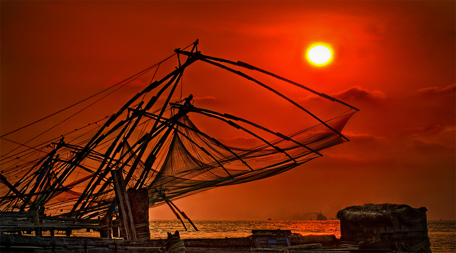 Fishing Net Cochin3