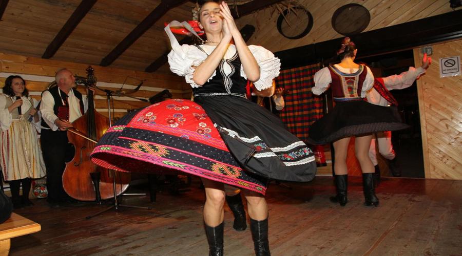 Folklore Party, Prague