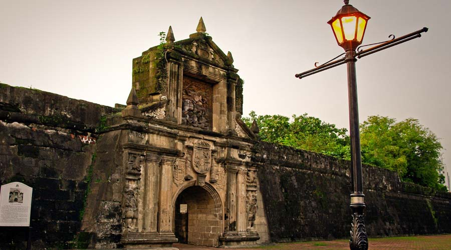 Fort Santigo, manila