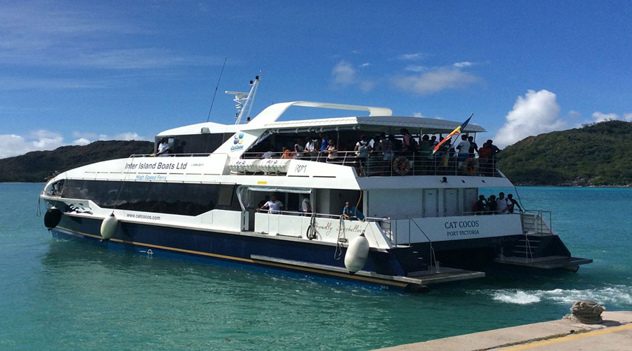 Full Day Praslin /La Digue Tour by Ferry