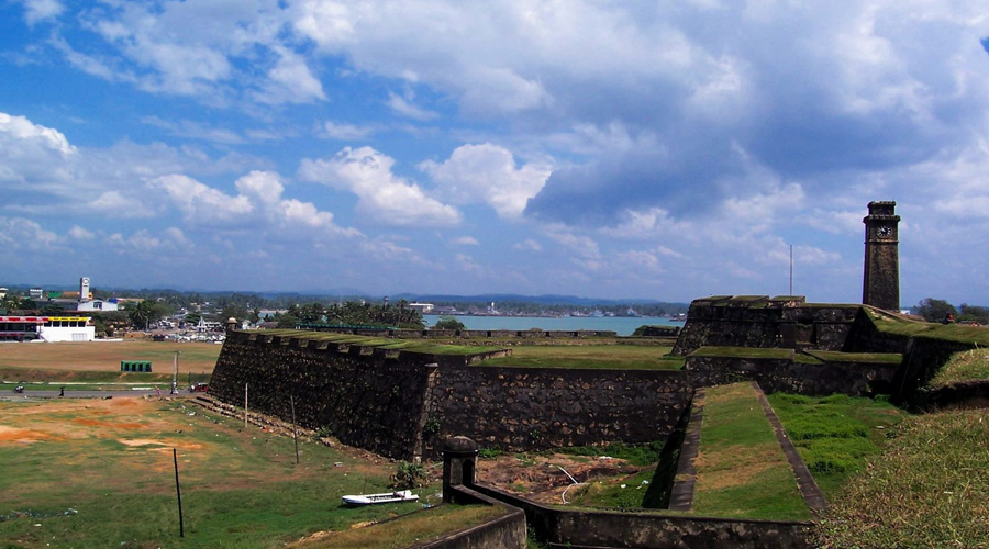 Galle Fort tour, Hikkuduwa