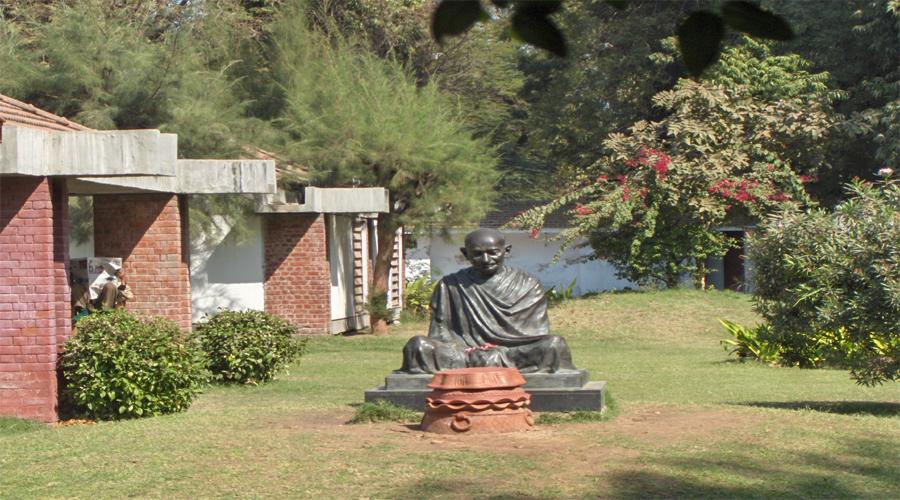 Gandhi Ash