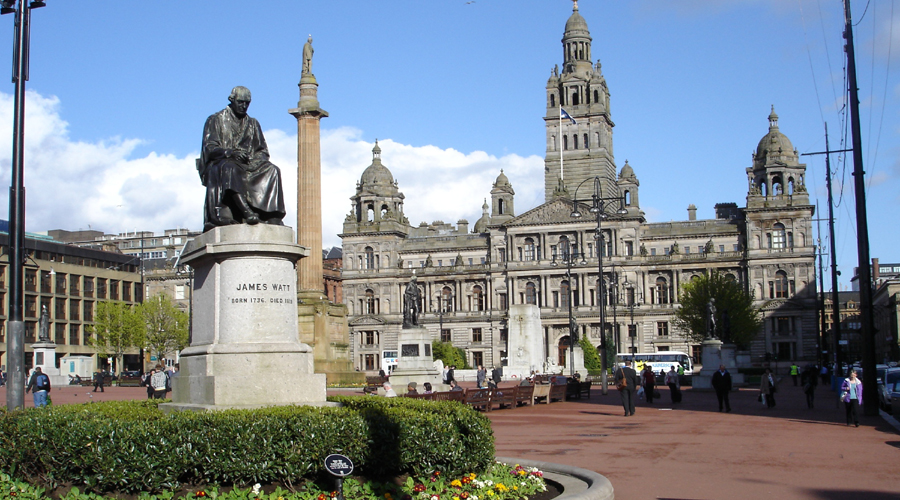 Georges Square, Glasgow