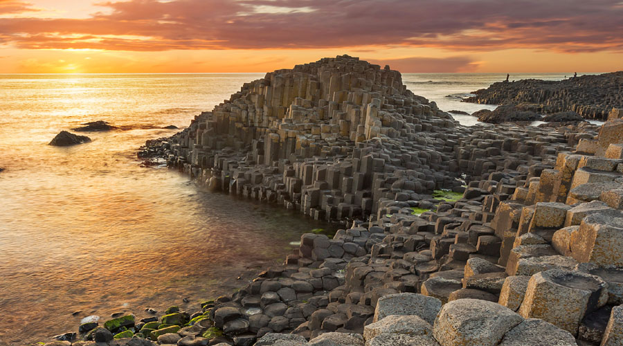 Giant's Causeway from Belfast