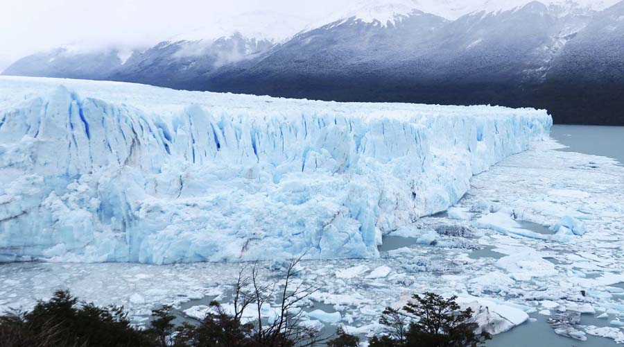 Glacier Streams, El Calafate