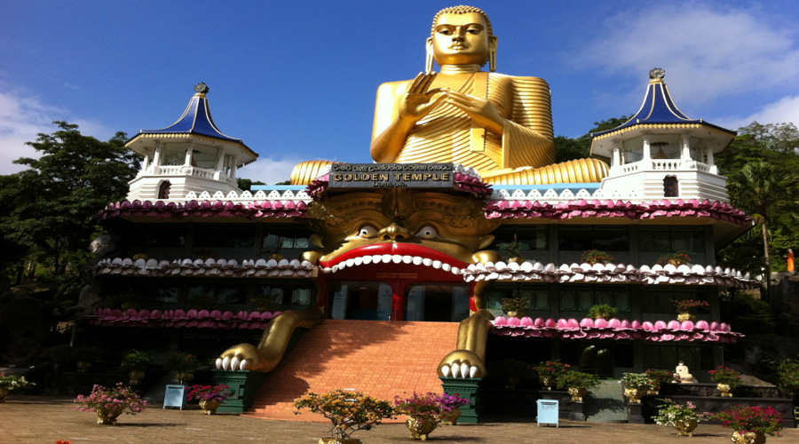 Golden Temple, Colombo