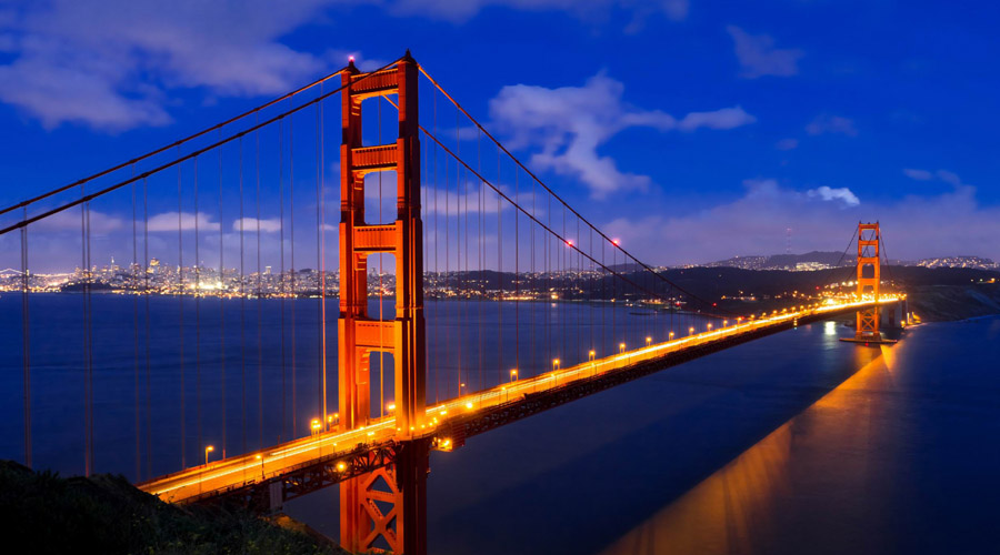 Gold Bridge, San Francisco