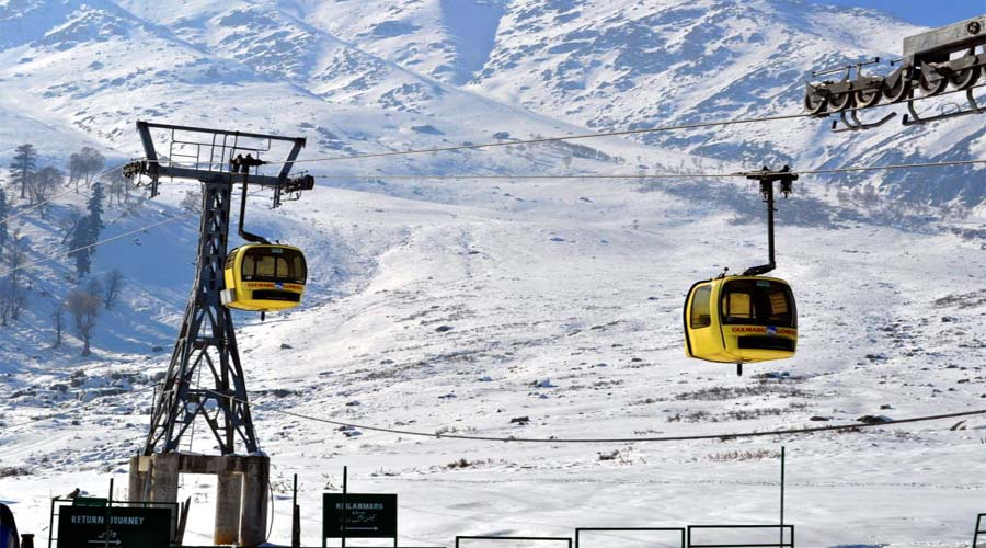 Gondola Rides, Gulmarg