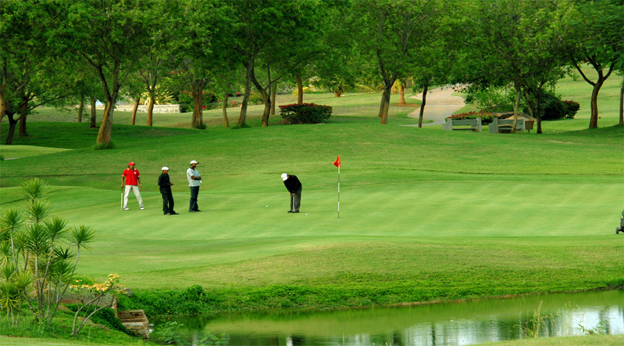 Golf Course Srinagar