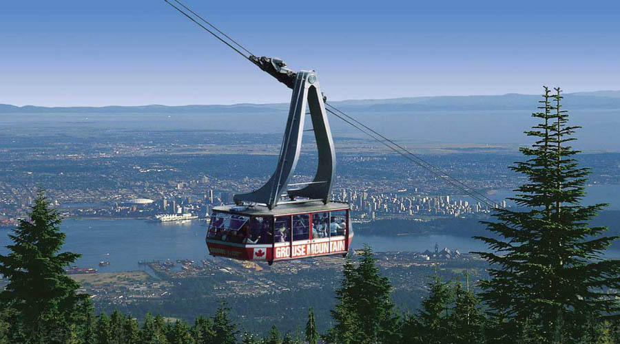 Grouse Mountain, Vancover