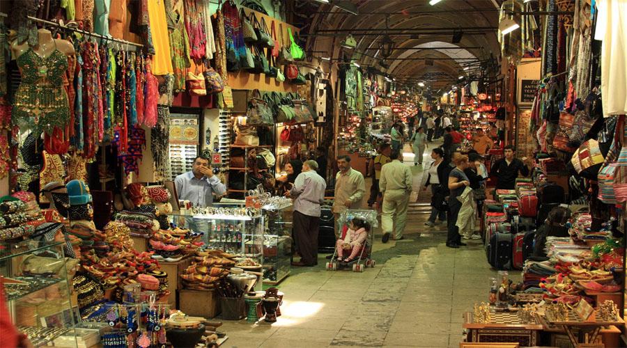 Grandbazar, Istanbul