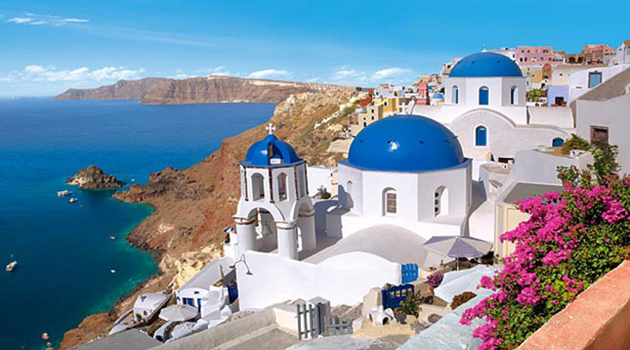 Greece Tour Packages Greece Holiday Packages By Skylink Travel - Greece tour packages