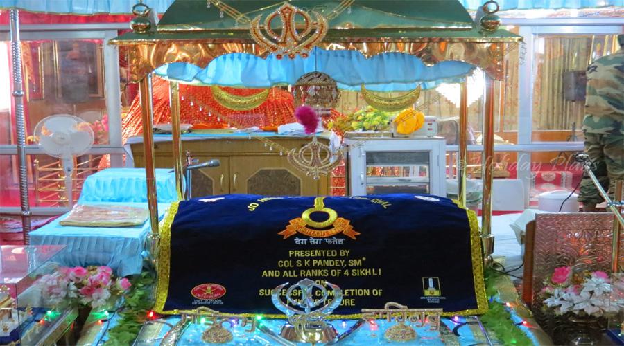 Gurudwara Pathar Sahibh