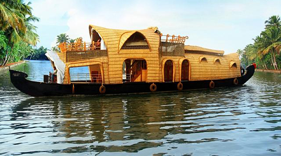 Houseboat Alleppey7