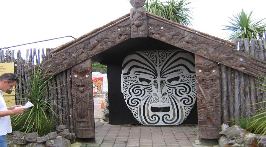 Hell Gate, Rotorua