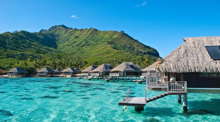 Hilton Moorea Lagoon (Overwater Lagoon)