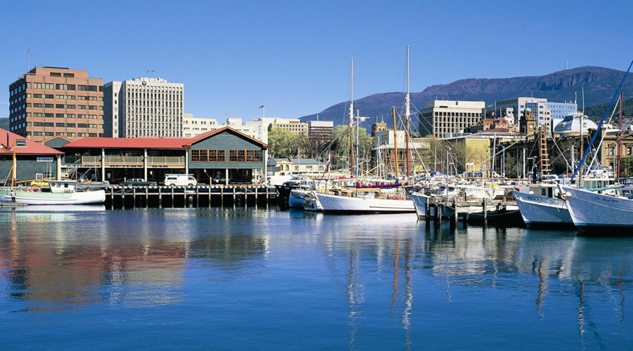 Hobart City tours