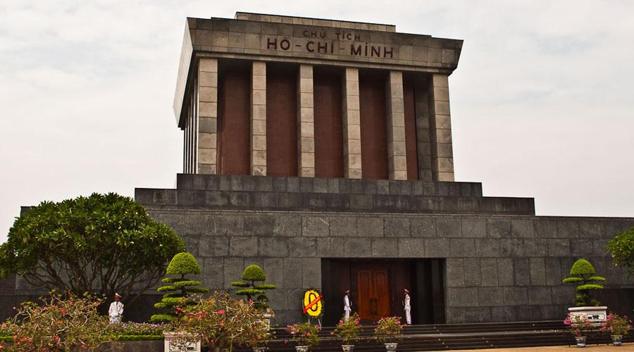 Ho chi Minh complex