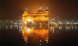 Golden Temple-Harmandir Sahib Amritsar Tour