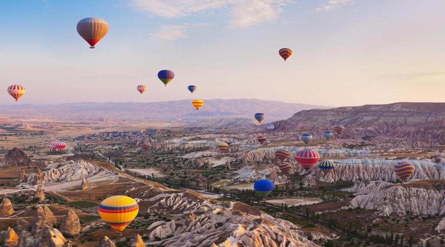 Hot Air Ballon Tour
