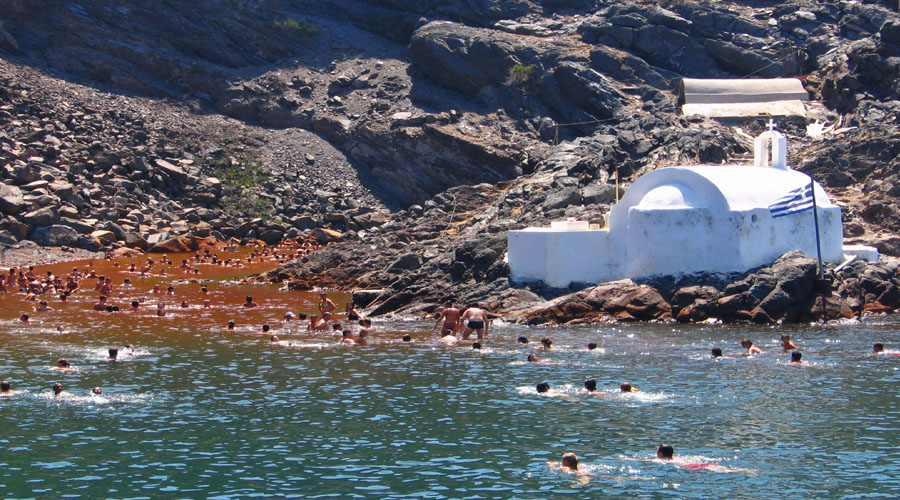 Hot Spring, Santorini
