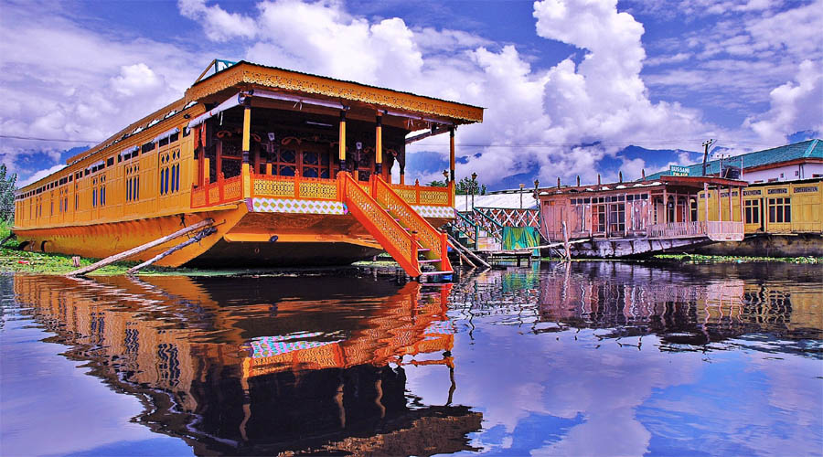 Houseboat, Srinagar