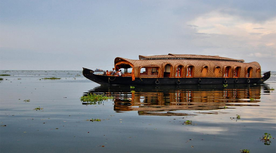 Houseboat Alleppey6