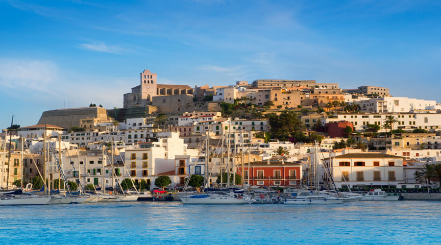 Ibiza Old Town & World Heritage
