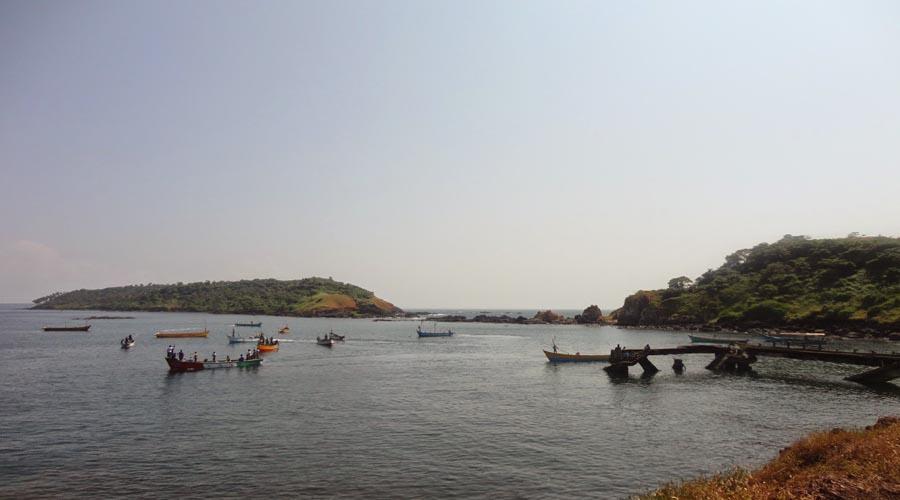 Island Trip Goa
