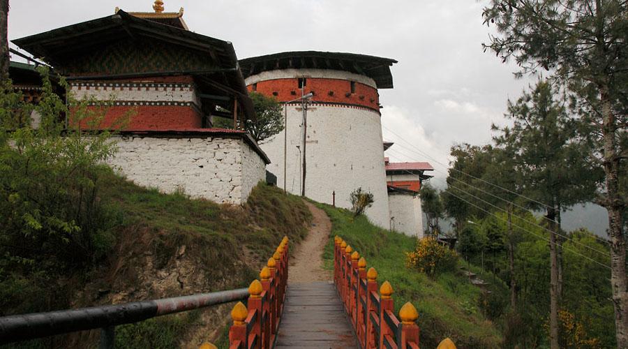 Jakar Dzong, Bumthang