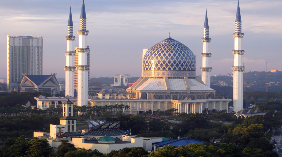 James Mosque, Kul
