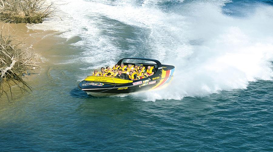 Jet Boat, Gold Coast
