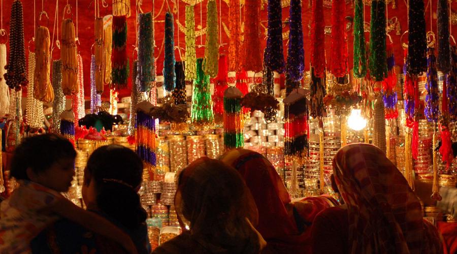 Johari Bazaar Jaipur