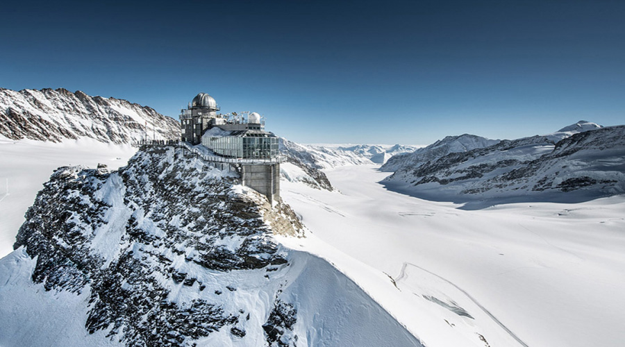 Mt. Jungfrau - Top of Europe