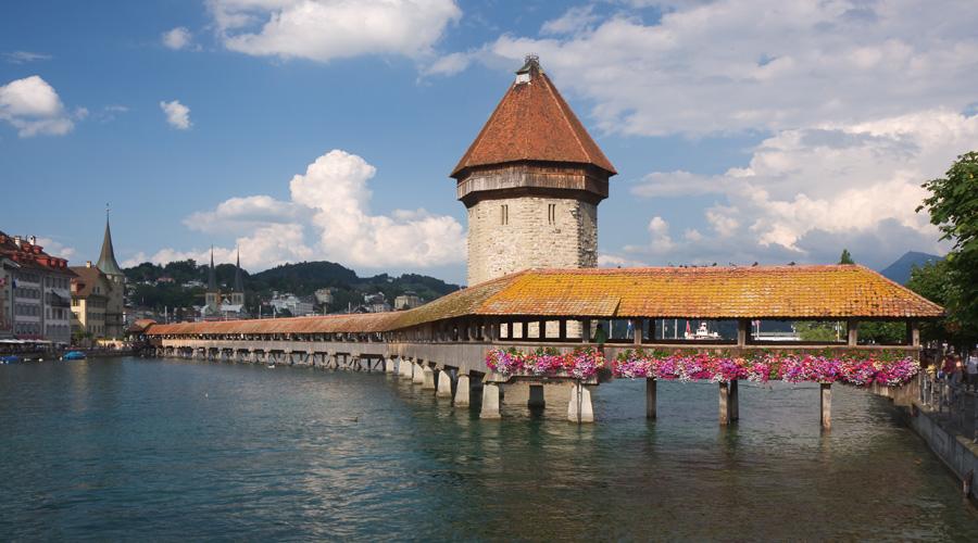 KapellBrück, Lucerne
