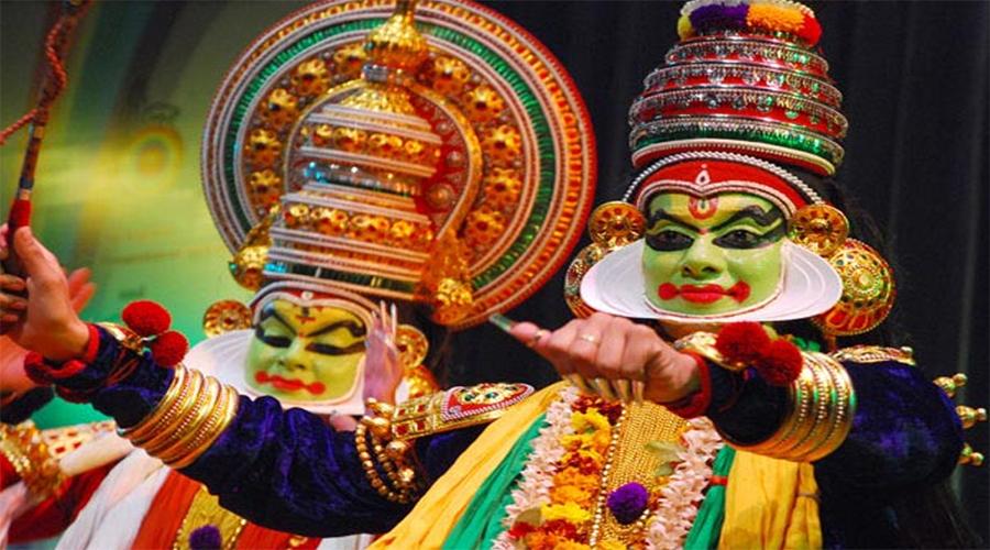 Kathakali dance 22