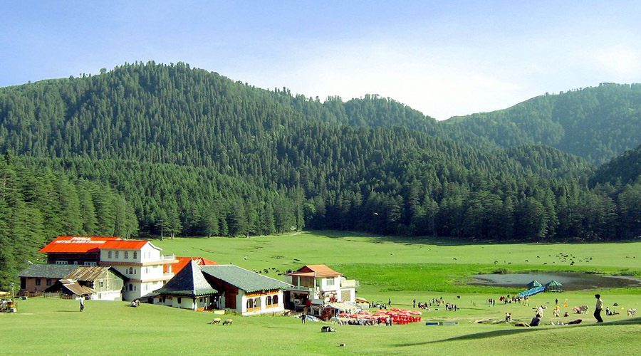 Khajjair Sightseeing