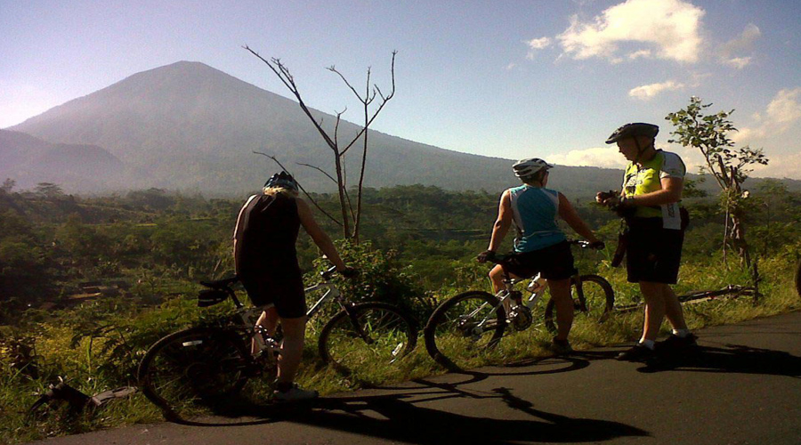 Kintamani Cycling tour