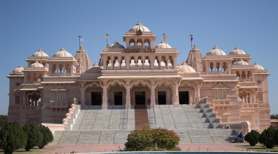 Kirti Temple in Porbander