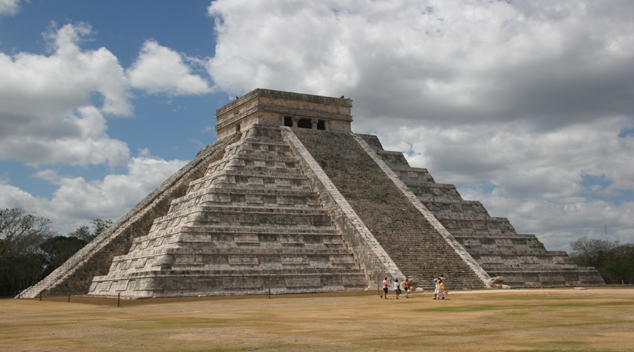 Kukulkan Pyramid, Cancun