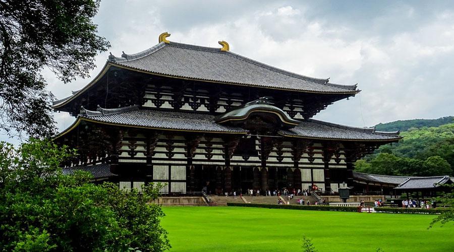 Nara Park, Kyoto