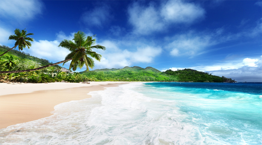 Mahe Largest Island